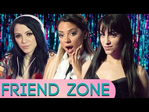 GETTING OUT OF THE FRIEND ZONE | Dear DeMartino w/ Niki and Gabi and Alex