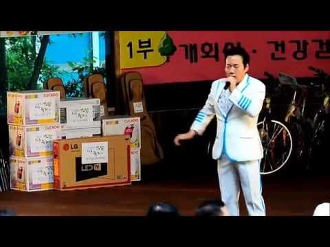 Truth gaedari dance singer Lee, Byung - Chul joyounggu green festival 개다리춤의 진실... ?