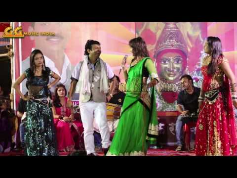 Dehu Road Ranga Rang Program By Happy Rai & Sanjay Lal Yadav, Bhojpuri Live