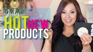 Hot NEW Beauty Products - July 2015 | Makeup Geek