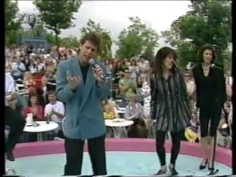 ZDF Fernsehgarten -  Andy Schäfer: Es muß Liebe sein