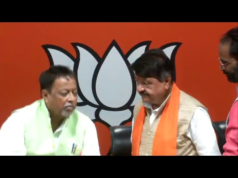 Eminent personalities from West Bengal joins BJP