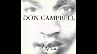 Don Campbell - My Vow (Full Album)
