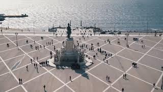 #ProjetoDescubra - Lisboa - Praça do Comércio