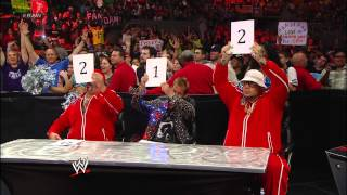 R-Truth vs. Fandango: Raw, May 6, 2013