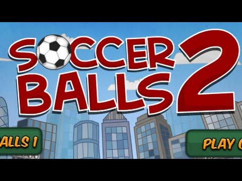 Soccer Balls 2 Full Gameplay Walkthrough