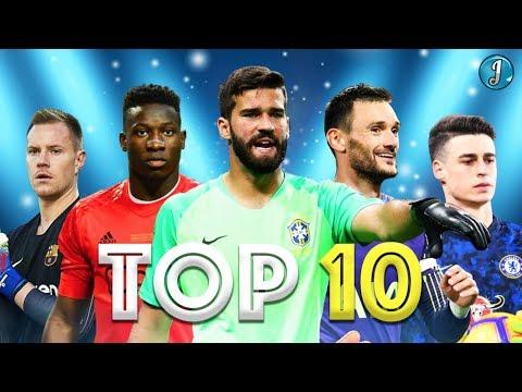 Top 10 Goalkeepers In Football 2019/2020 ● Ter Stegen ● Alisson Becker ● David De Gea ● & More