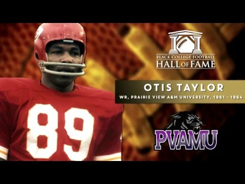 BLACK COLLEGE FOOTBALL HALL OF FAME CLASS OF 2016 ENSHRINEMENT VIDEO: OTIS TAYLOR