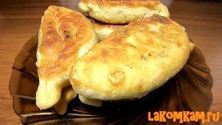 Постные пирожки с тыквой (затраты 75 рублей).  Сладкий рецепт