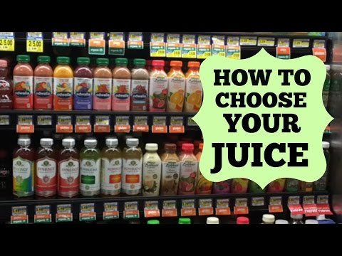 The Best Store Bought Juice | Cold Pressed, Smoothies, 100% Juice