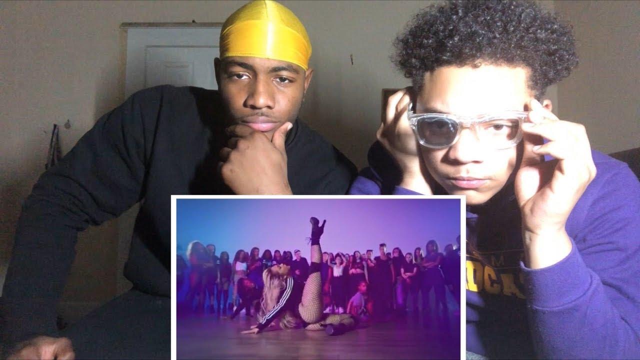Download No guidance   Chris Brown feat Drake   Kiira Harper Collab   Queen N Queen REACTION VIDEO