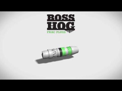 Boss Hog Frac Plugs - Lowering the Total Cost of Plug-n-Perf Operations