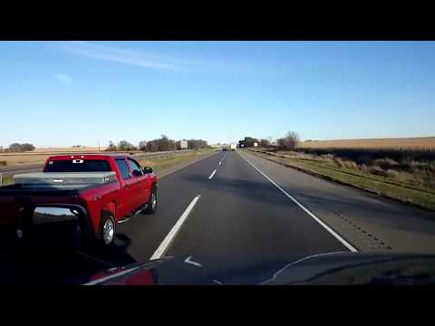 BigRigTravels LIVE! Rochelle, Illinois To Fort Wayne, Indiana-Nov. 5, 2019
