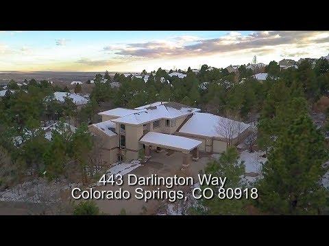 Real Estate Virtual Tour-443 Darlington Way, Colorado Springs, CO