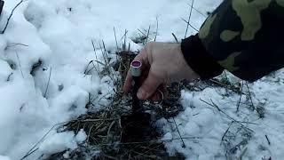 Зимняя смена боевой части сигнальной мины  TRIP FLARE KIT UP 50