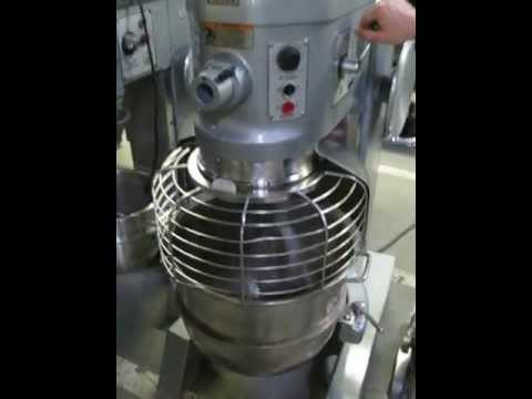 hqdefault hobart h600 60 qt dough mixer youtube hobart mixer h600 wiring diagram at gsmx.co