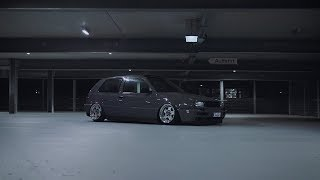 Fitment MK3 | Bagged VW Golf 3 | TPProduction