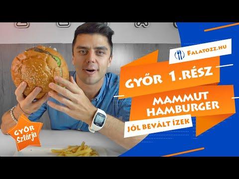 Egy kiló burger a legéhesebbeknek 🍔 - Ping-Win Szeráj - Győr - Falatok Nyomában