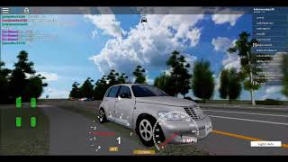 I saw an admin car and super cars (Roblox Roanoke,VA) -Game is on the description