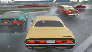 Forza 6 Rain Drifting  w/The Crew  Live Comm