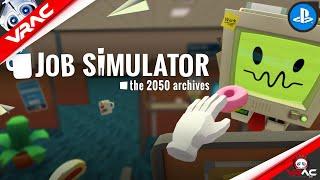 Job Simulator...l'étonnant succès sur PSVR