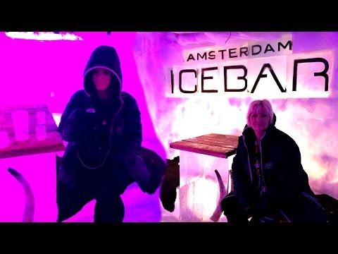 Icebar Amsterdam | XtraCold Ice Cafe, Holland Travel
