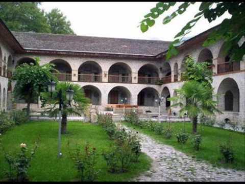 Azerbaijan   Sheki City   OLD SHEKI
