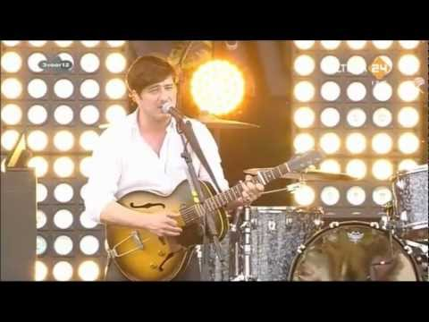 Mumford & Sons live @ pinkpop 2012 - Below my feet (NEW SONG for Babel)