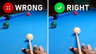 How to Play Y๐ur BEST Possible Pool - GoPro