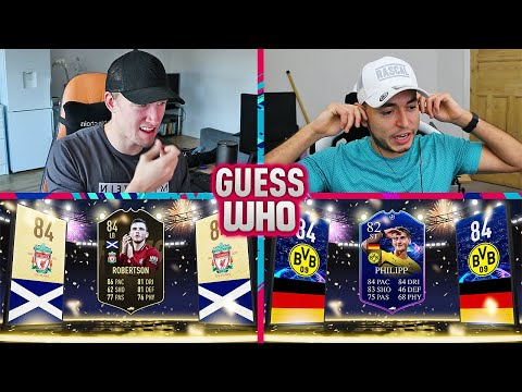 I CANT BELIEVE IT  FIFA 19 GUESS WHO Pack Opening