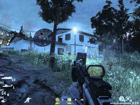 Call of Duty 4 Safehouse Ambience