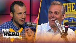 Doug Gottlieb on Harden blaming refs for Game 1 loss, talks Josh Rosen trade & KD   THE HERD