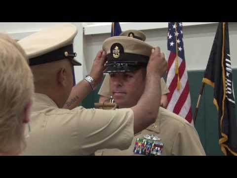 Naval Station Everett CPO Pinning