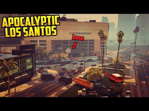 How a Zombie / Alien Survival DLC Could Change the Way Los Santos Looks in GTA Online!