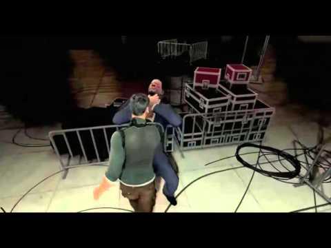 Splinter Cell Conviction-Interrogations / Torture Scenes Part-3 HD