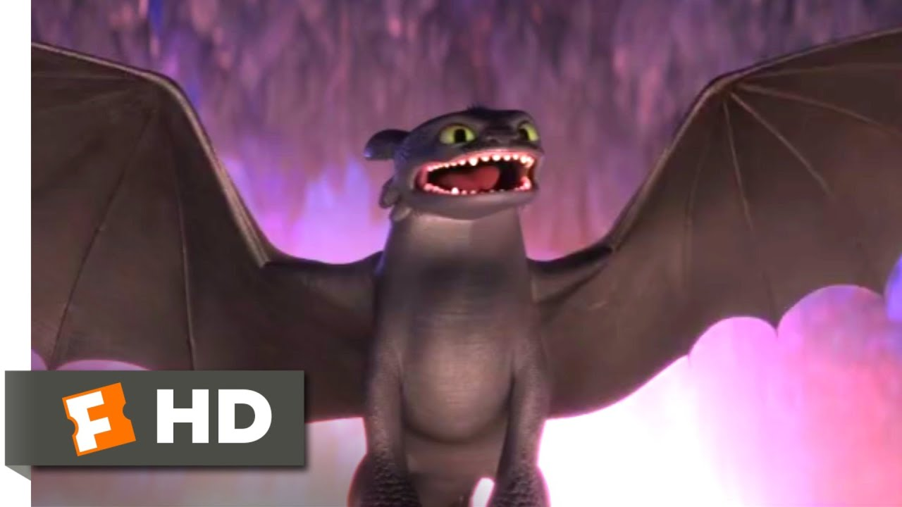 Download How to Train Your Dragon 3 (2019) - The Hidden World Scene (5/10) | Movieclips