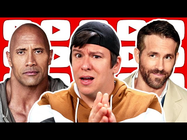 Worst Apology Ever! The Rock, Ryan Reynolds, New Arrests, Bitcoin, Rumble, TheGrefg & More News