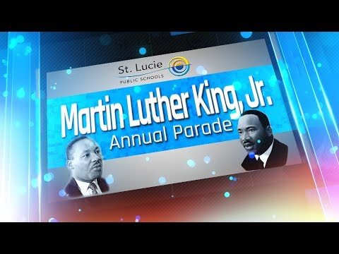 Martin Luther King, Jr Parade 2018