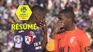 Toulouse FC - LOSC ( 2-3 ) - Résumé - (TFC - LOSC) / 2017-18