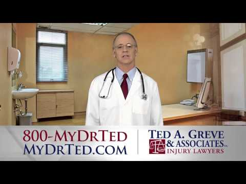 Workers Comp Lawyers in GA Dr Ted Greve 1-800-MYDRTED
