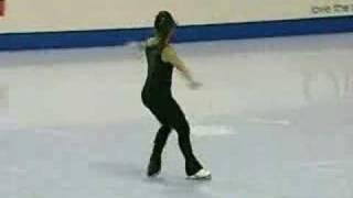 Beatrisa Liang 2007 US Nationals Short Program