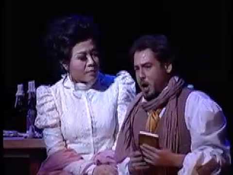 """La Boheme"" from the Bangkok Opera with Yuen and Lozano"