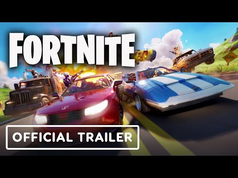 Fortnite: The Joy Ride Update - Official Trailer