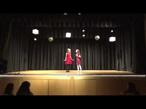 I Can Hear The Bells from Hairspray - Lily Brooks and Kaylin - TTCL! Kids Cabaret