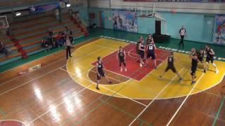 26.11.2016. НБА. БК «Юго-Запад» - Энергия Газа.