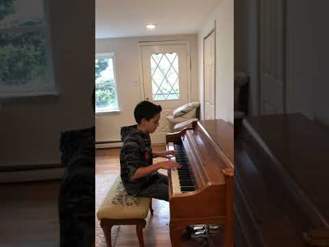 Bruno Mars • The Lazy Song Piano Cover by Joey Coughlin