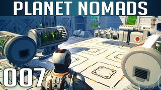PLANET NOMADS [007] [Mehr Lagerplatz & Gewächshäuser] [S02] Let's Play Gameplay Deutsch German thumbnail