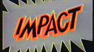 Impact TV Show The Damned, The Rich Kids, Generation X, The Adverts Live 1977