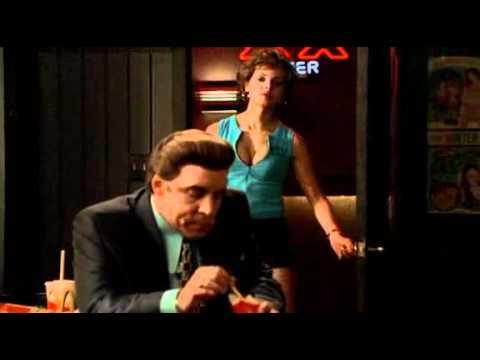 The Sopranos - Tony, Christopher And Silvio Talk At The Bing