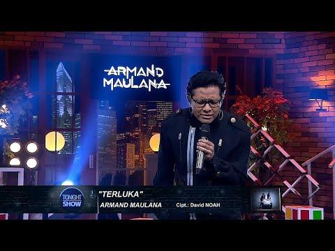Performance Armand Maulana - Terluka Mp3